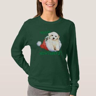 Happy Howliday Bichon T-Shirt