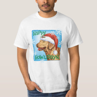 Happy Howliday Chessie T-Shirt