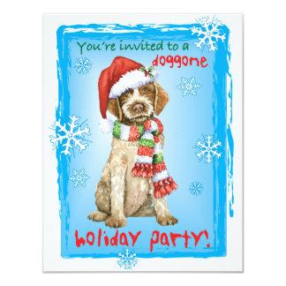 Happy Howlidays Griffon Card