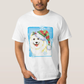 Happy Howlidays Samoyed T-Shirt