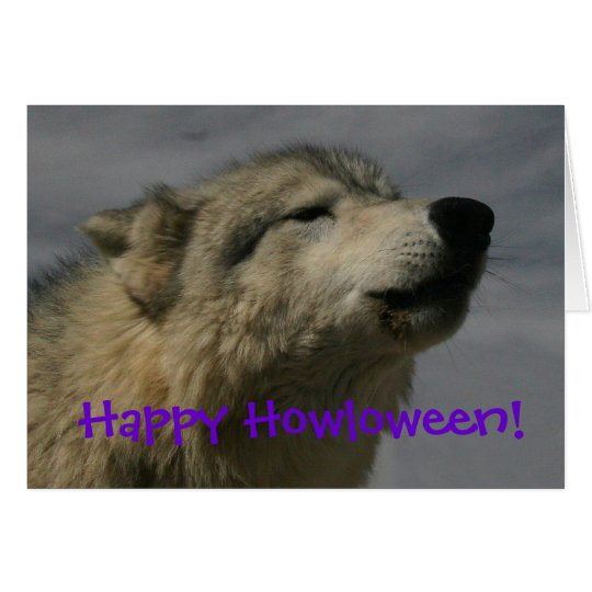 Happy Howloween! Card