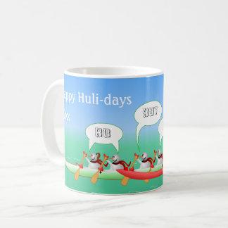 Happy Huli-days Coffee Mug