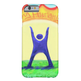 Happy HumanLight.jpg Barely There iPhone 6 Case