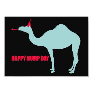 Happy Hump Day Camel Invitations