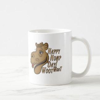 Happy Hump Day Woot Woot Coffee Mug