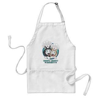 Happy Husky Bakery - Bakers Apron