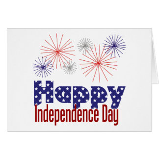 Happy Independence Day Card