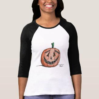 Happy Jack, Jack O Lantern Long-sleeved Tshirt