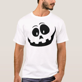 Happy Jack-O'-Lantern Pumpkin - Customize T-Shirt