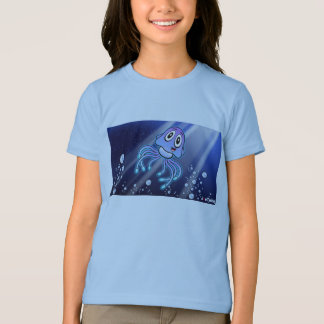 Happy Jelly Fish T-Shirt