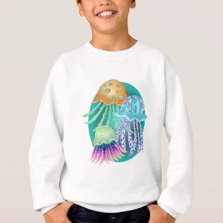 Happy Jellyfish Sweatshirt