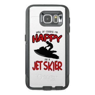 HAPPY JET SKIER (black)