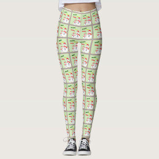 Happy Jolly Joy Leggings