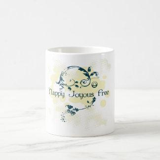 Happy Joyous Free Coffee Mug
