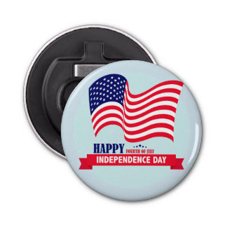 Happy July 4th. Bottle Opener