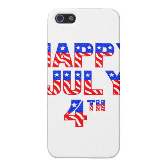 Happy July 4th iPhone 5/5S Cases