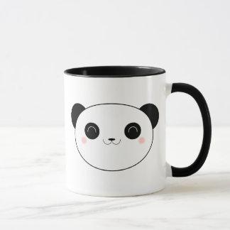 Happy Kawaii Panda Bear Mug