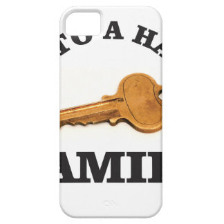 happy key family iPhone 5 cases