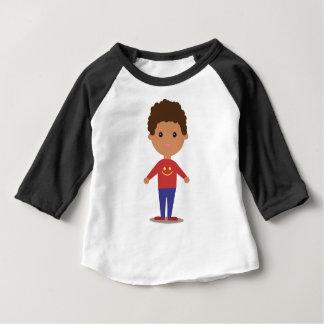 Happy Kid Baby T-Shirt