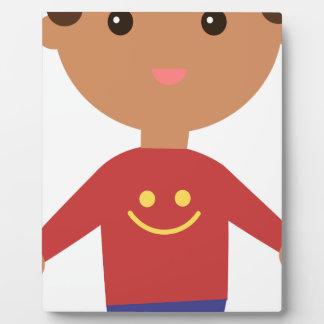 Happy Kid Plaque
