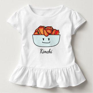 Happy Kimchi Kimchee Bowl - Happy Foods Designs Tshirts