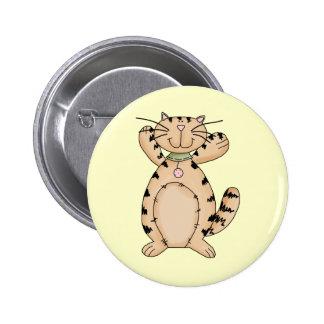 Happy Kitty Pin