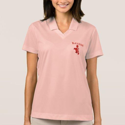 Happy Krabb on Polo shirt
