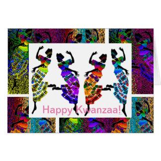 Happy Kwanzaa! Card