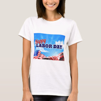 Happy Labor Day Poster T-Shirt