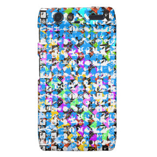 HAPPY Life Expression : NERD Abstract Art Droid RAZR Covers