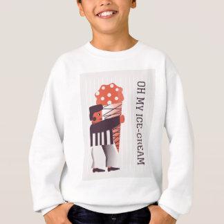 Happy Life- Ice Cream Sweatshirt