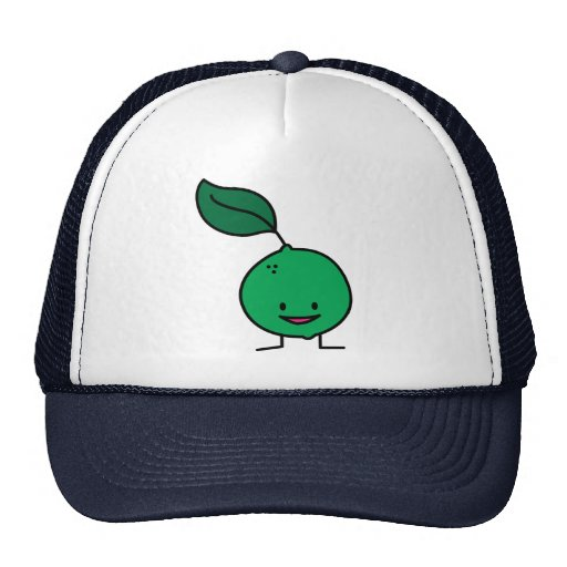 Happy Lime Hat