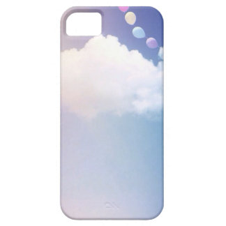 Happy little cloud iPhone 5 covers