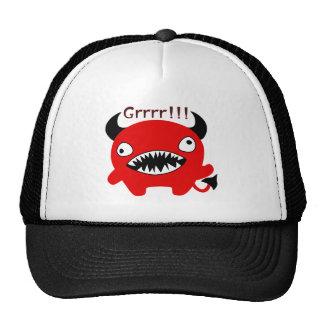 Happy Little Devil Cap