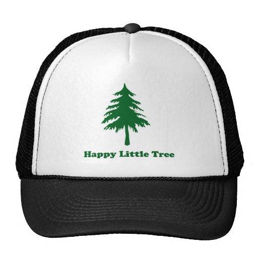 Happy Little Tree Hat