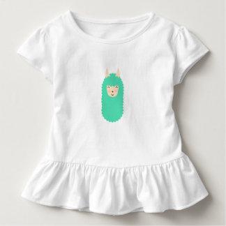 Happy Llama Toddler T-Shirt
