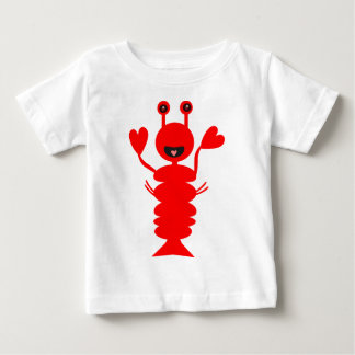 Happy Lobster Baby T-Shirt