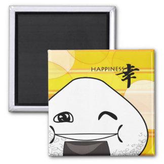 Happy magnetism square magnet