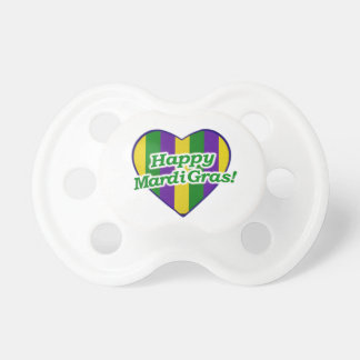 Happy Mardi Gras Logo Dummy