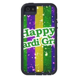 Happy Mardi Gras Poster iPhone 5 Cover