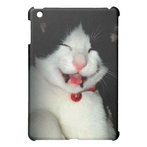 Happy Meow Case For The iPad Mini