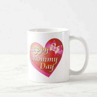 Happy Mommy Day Shirt Mug