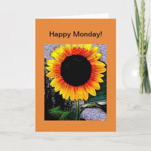 Happy monday cards zazzle au happy monday card m4hsunfo