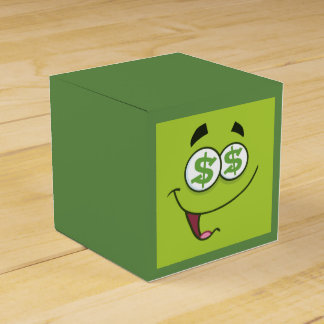 Happy Money Emoji Favour Box