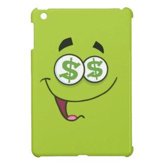 Happy Money Emoji iPad Mini Cover