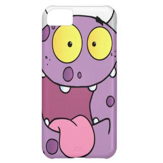 Happy Monster Cartoon Character iPhone 5C Case