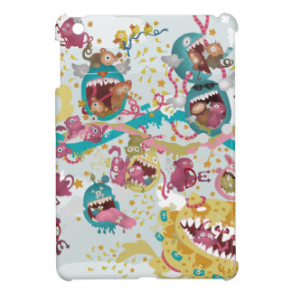 Happy monsters cover for the iPad mini