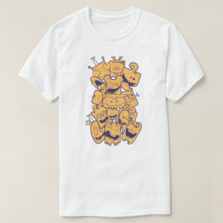 Happy Monsters T-Shirt