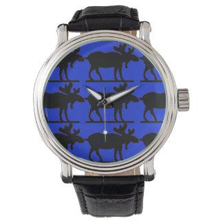 Happy Moose - BluBkg Watch