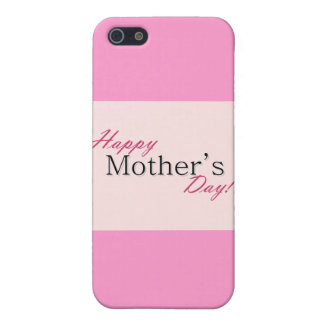 Happy mother day iPhone 5 cover